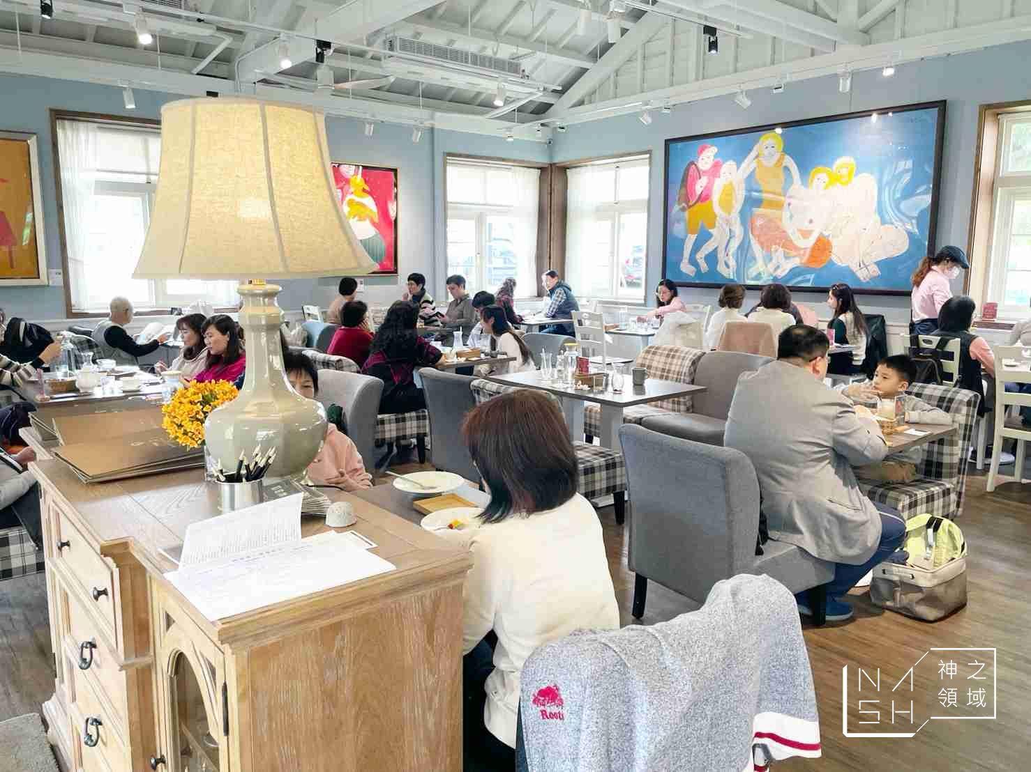 The Cafe By 想陽明山
