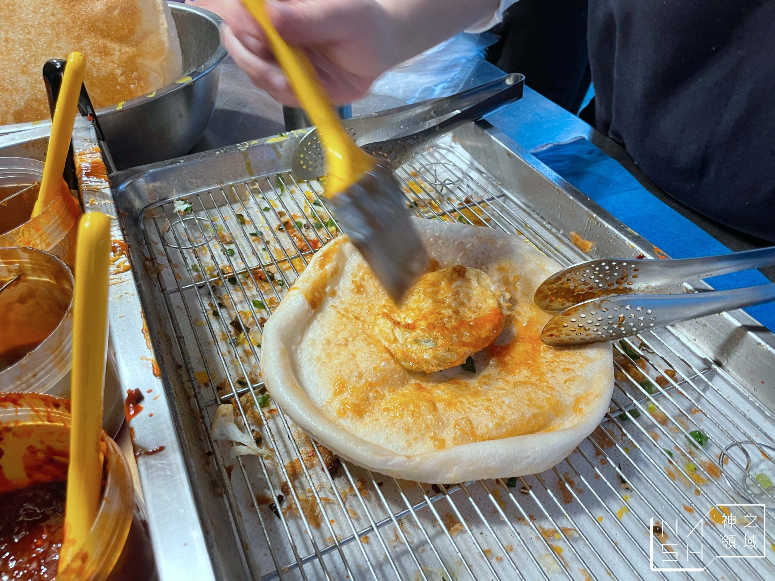 北投炸彈蔥油餅