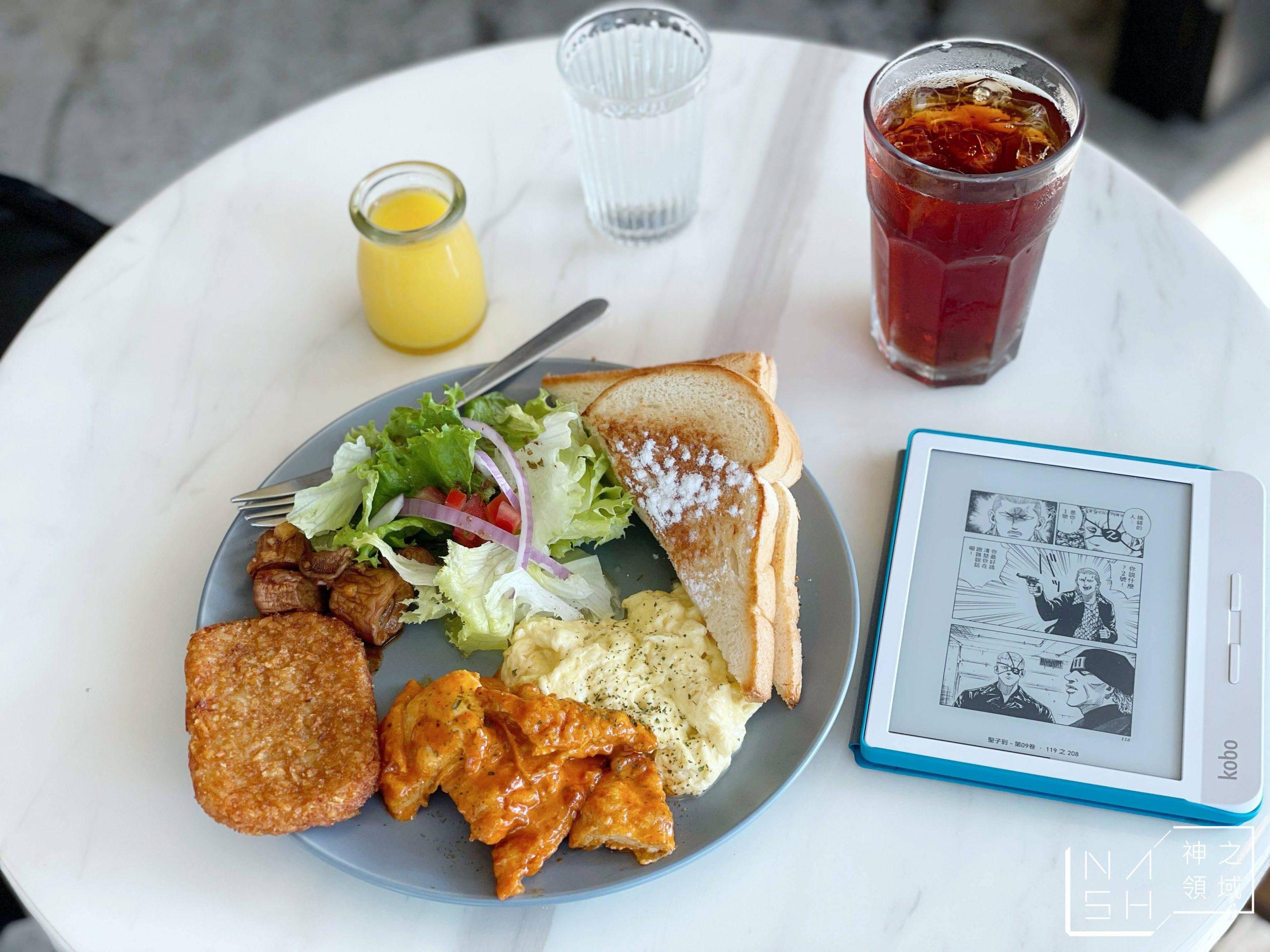 畊PLOW早午餐