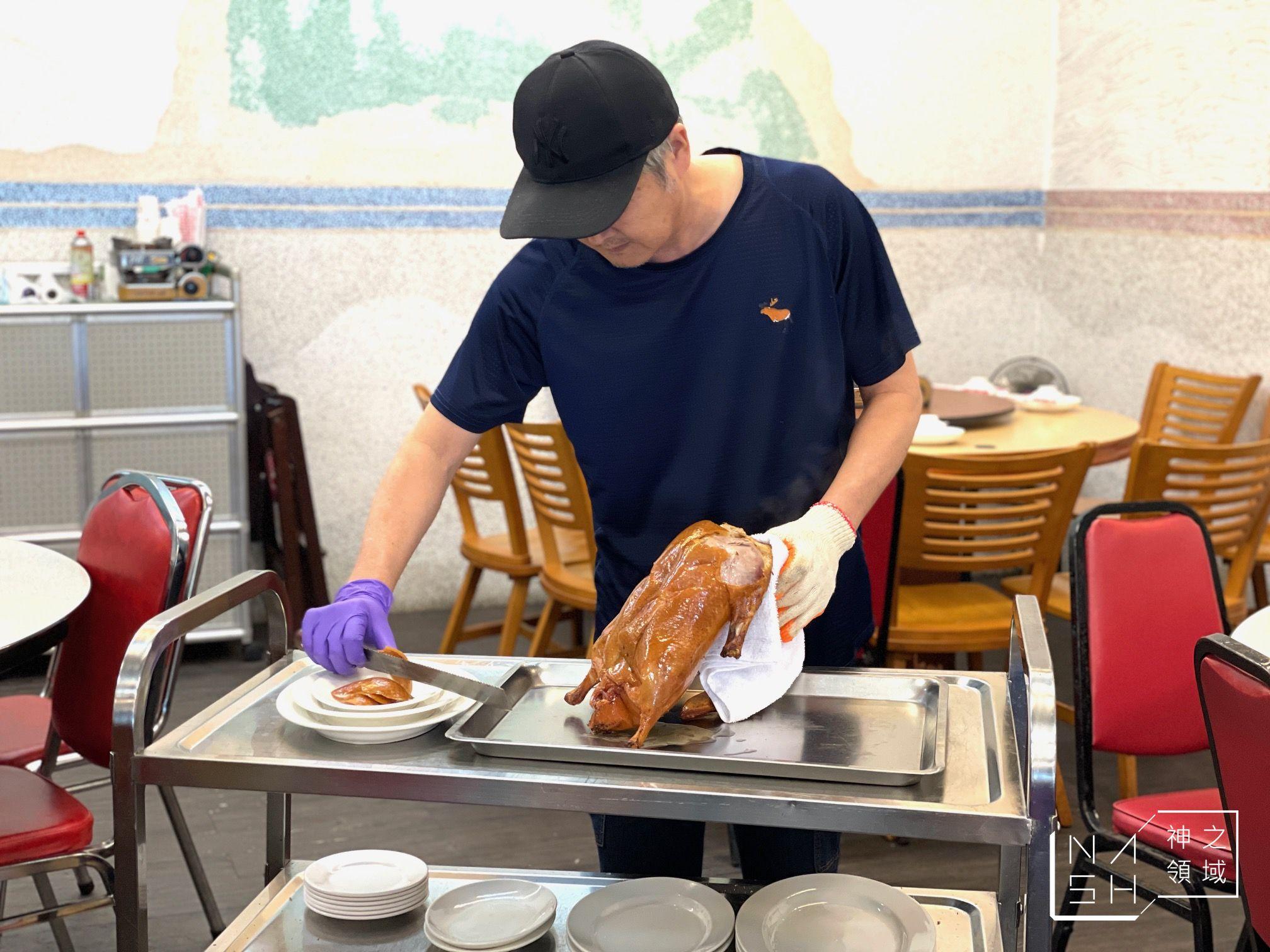 陳平良烤鴨店