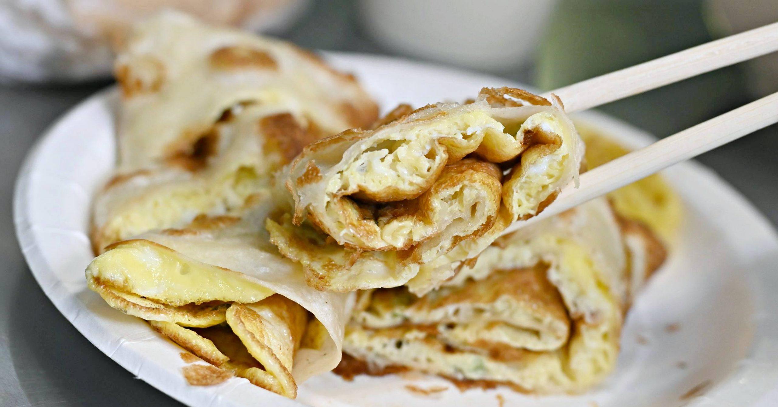 【士林美食】永和豆江早點宵夜點心,台北早餐推薦