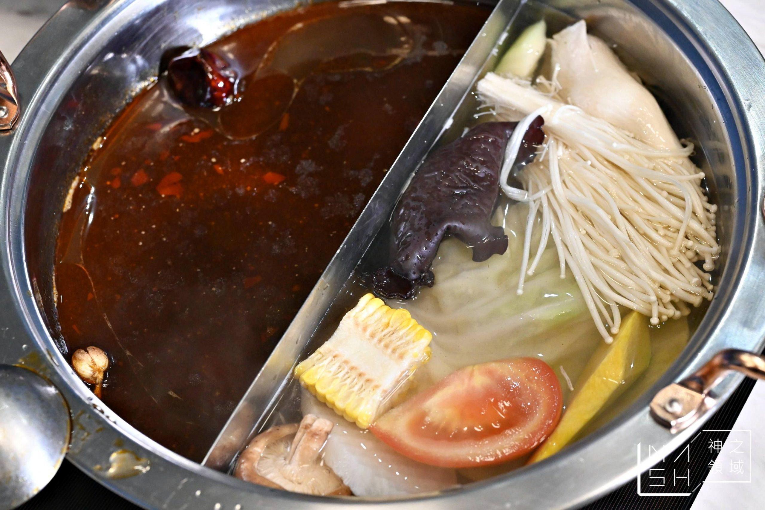 三分半海鮮鍋物