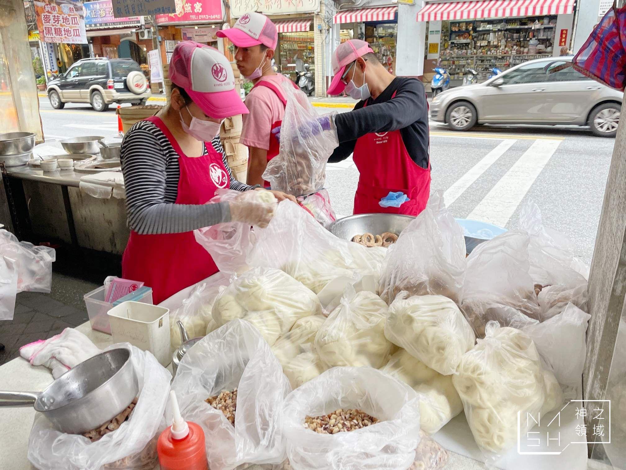 妙口四神湯.肉包專賣店