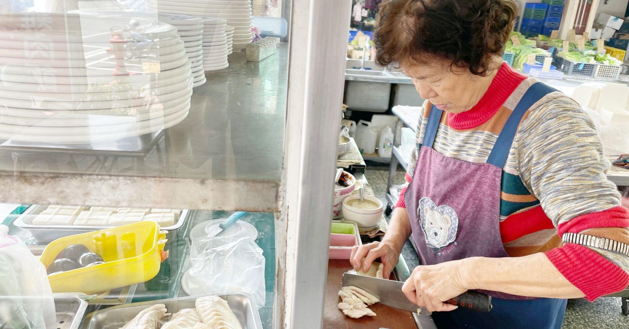 【嘉義火雞肉飯推薦】南田火雞肉飯,營業20小時的雞肉飯