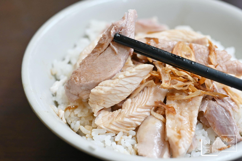 嘉義人火雞肉飯