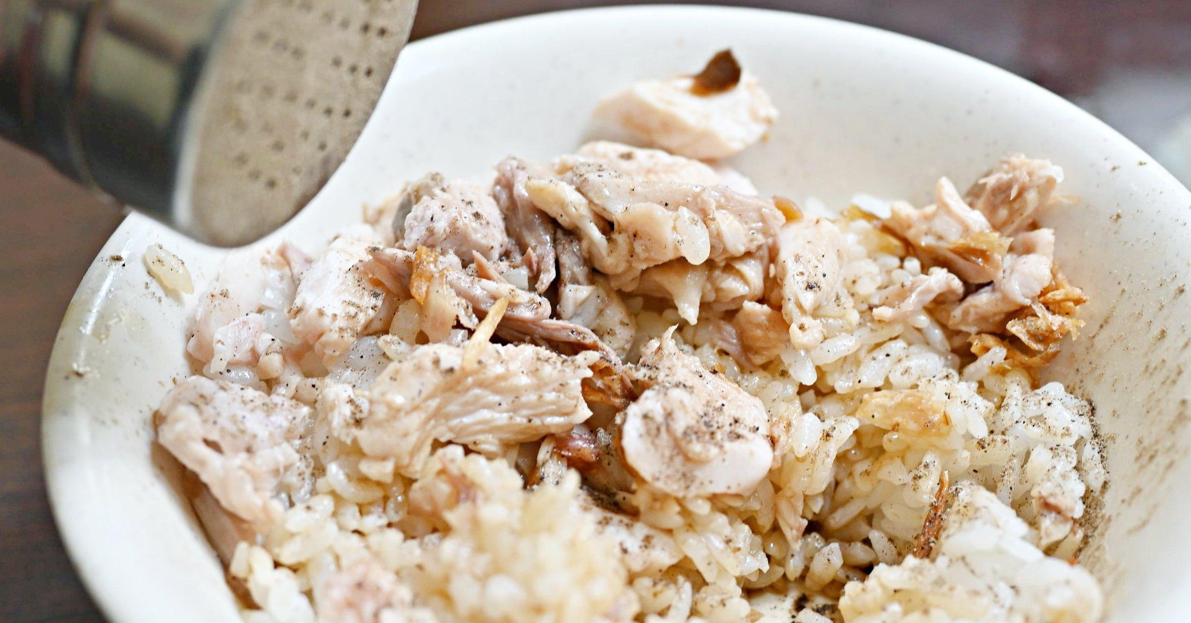 【嘉義火雞肉飯推薦】嘉義人火雞肉飯,品質回不去的雞肉飯