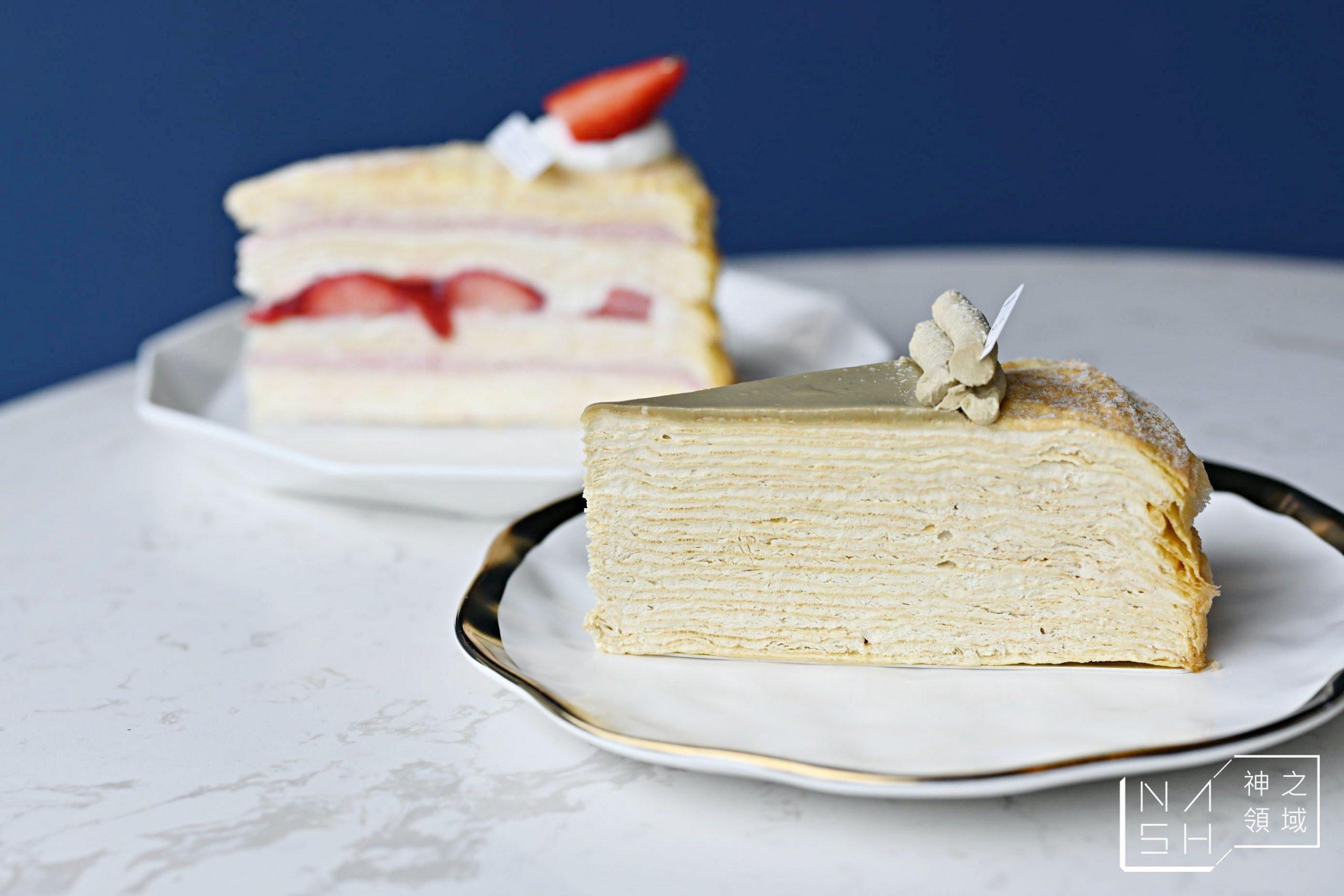 時飴千層蛋糕