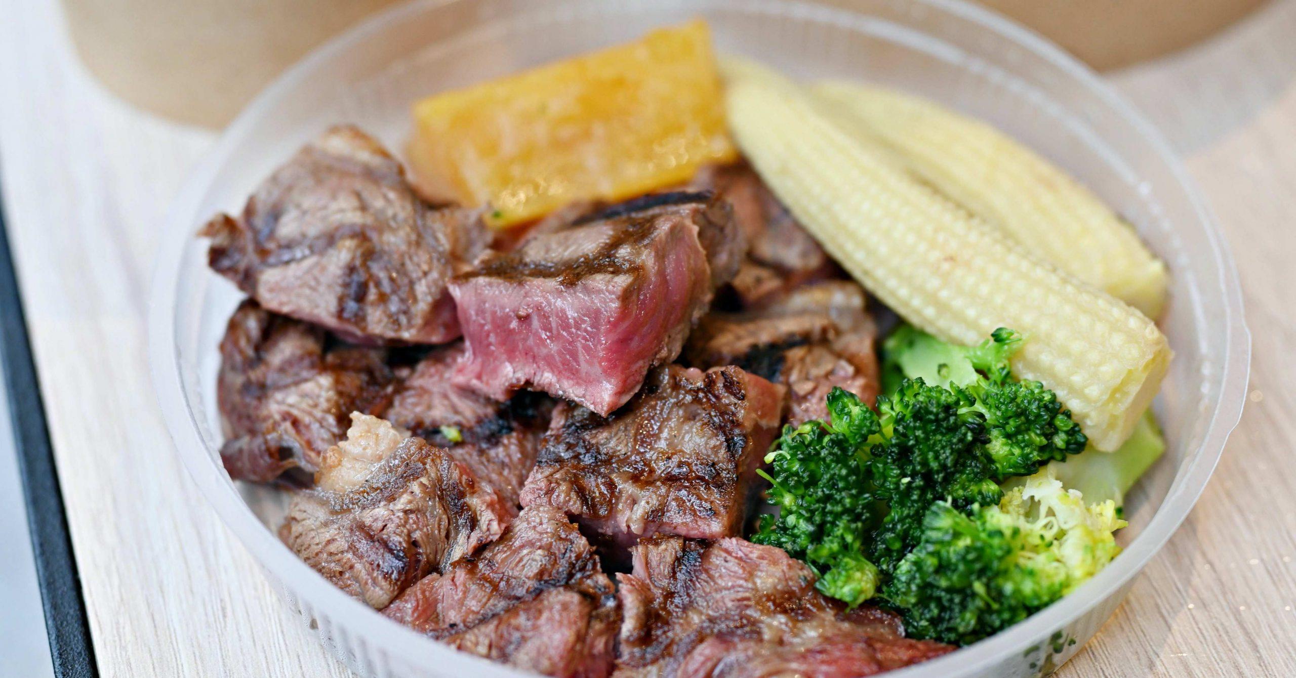 【南京復興美食】瀧厚炙燒熟成牛排,瀧厚防疫套餐外帶