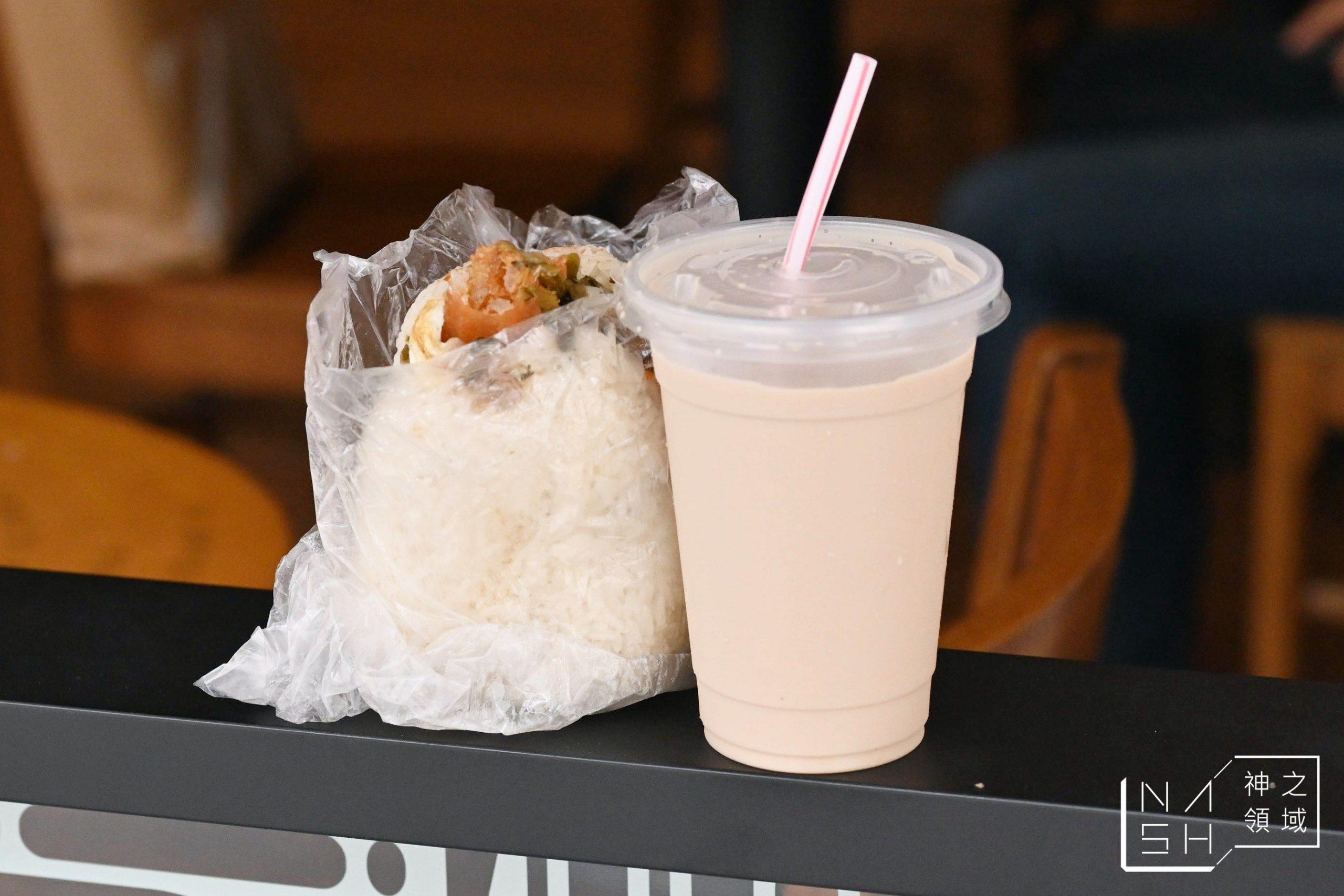忠孝敦化美食,台北早餐,台北早餐懶人包,上順興香Q飯糰,上順興香Q飯糰菜單