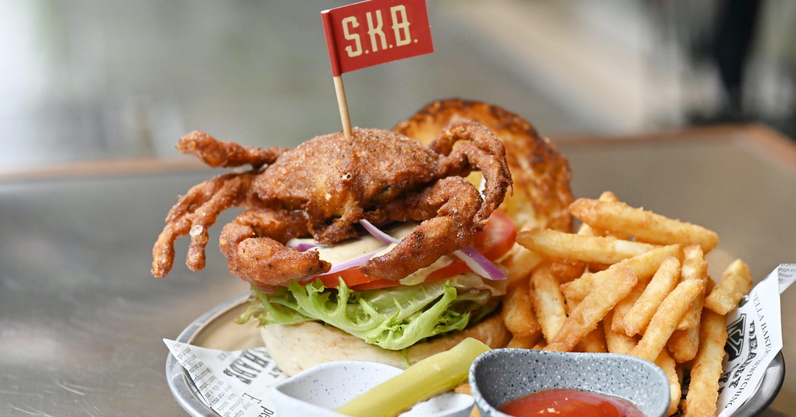 忠孝復興美食,SKB Burger,SKB Burger菜單,忠孝復興,東區美式漢堡推薦,東區美式漢堡,美式漢堡 @Nash,神之領域