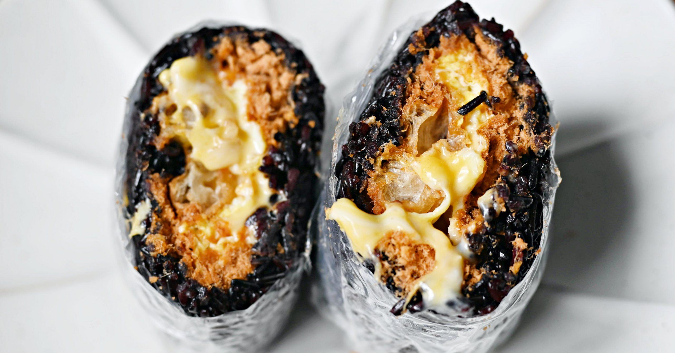 今日熱門文章:【天母美食】阿里把拔手作精緻古早味飯糰,紫米飯糰超好吃