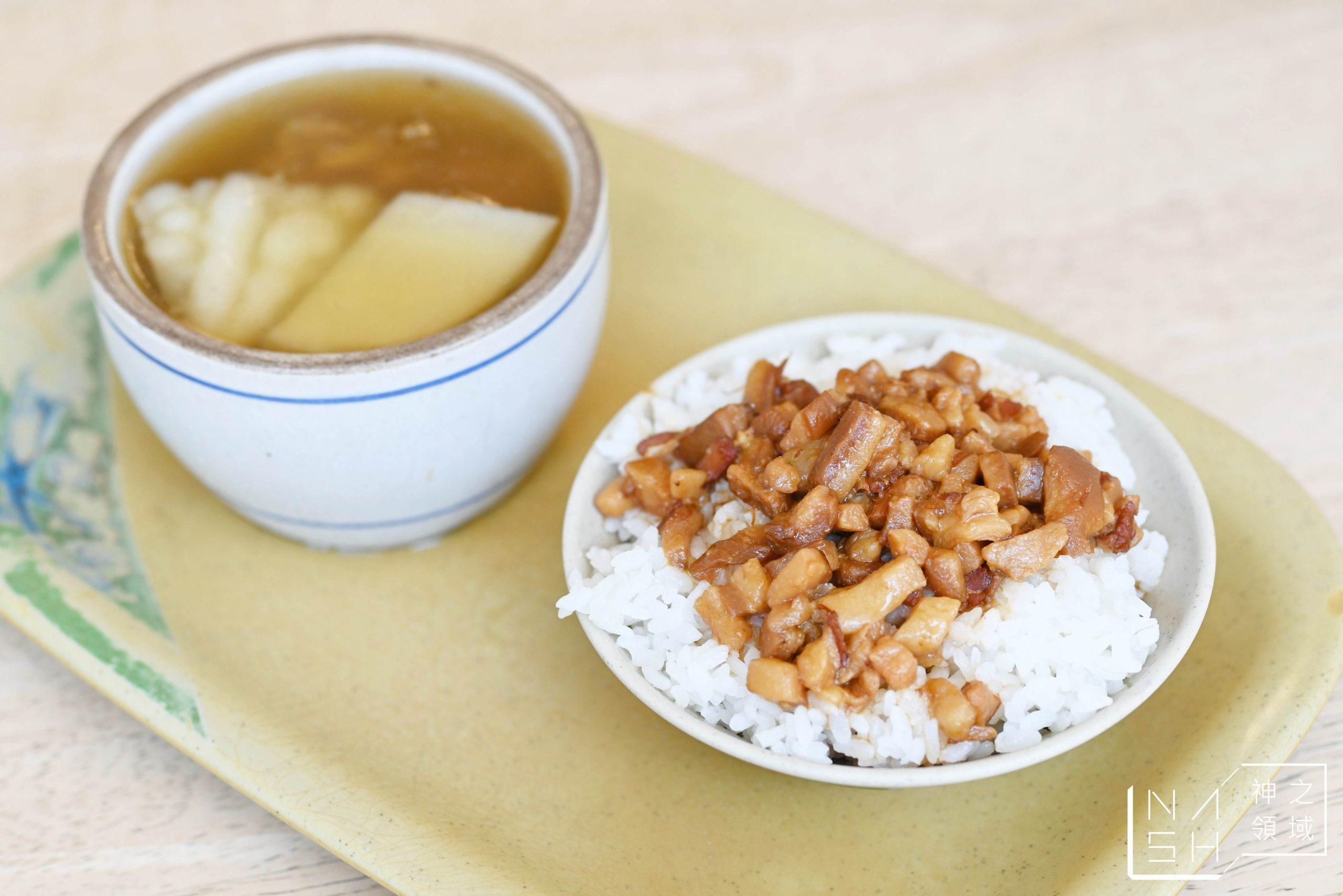 王記排骨酥湯