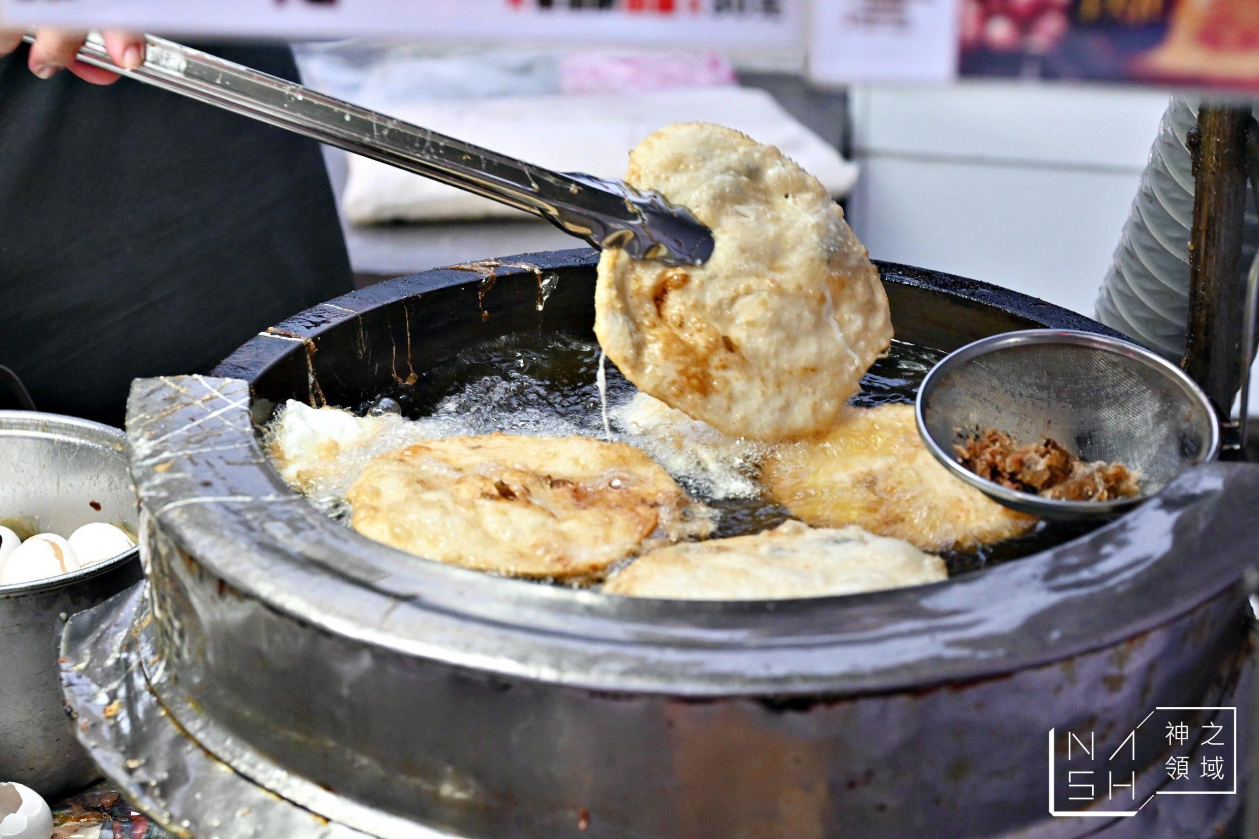 郭家蔥油餅