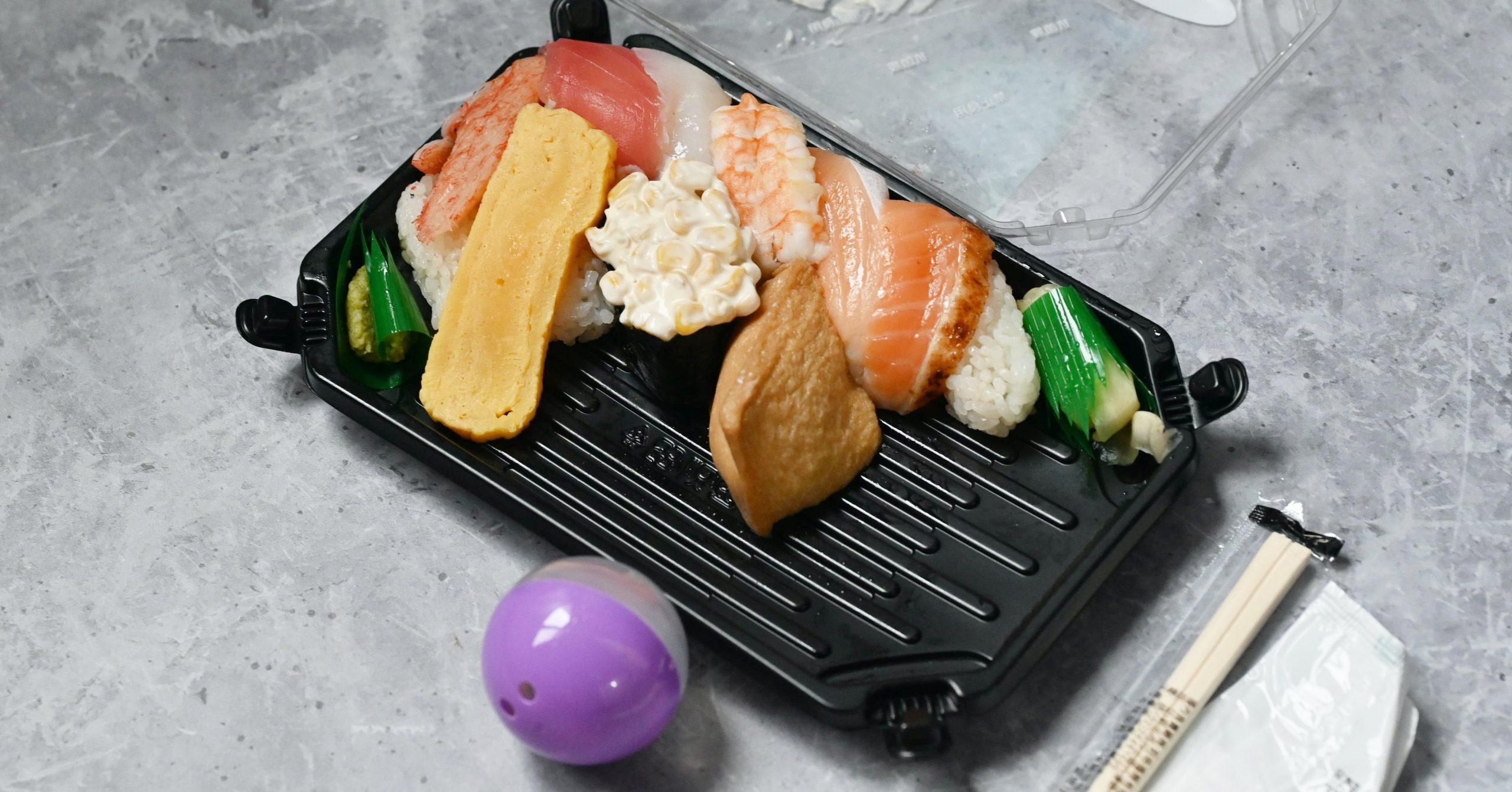 藏壽司,藏壽司外帶餐盒,藏壽司外帶,藏壽司外帶菜單,便當推薦 @Nash,神之領域