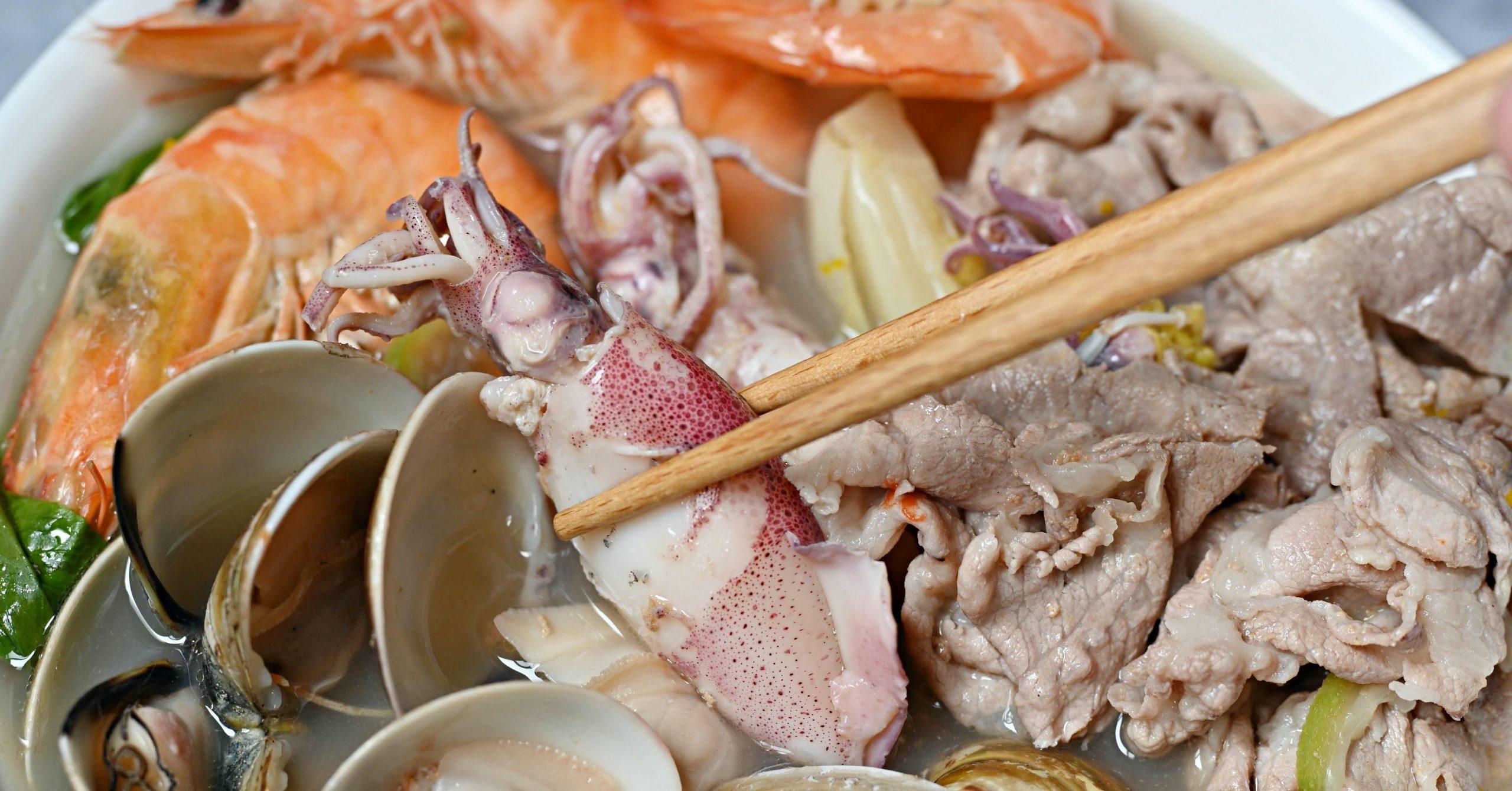 火鍋推薦,永和美食,小海水產mini鍋菜單,小海水產mini,小海mini,小海水產福和店 @Nash,神之領域