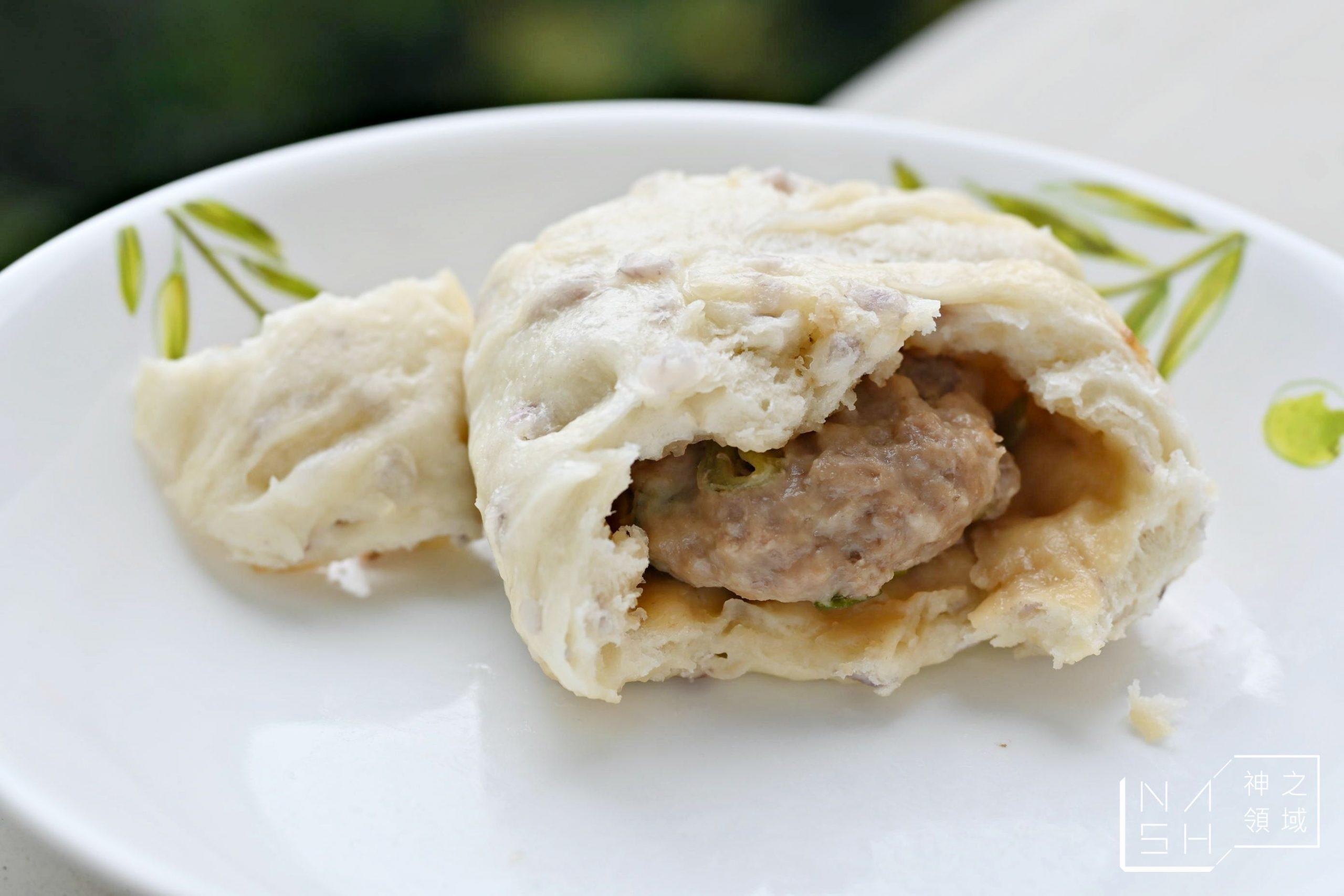 芝山岩阿婆肉包,芝山岩,芋頭肉包