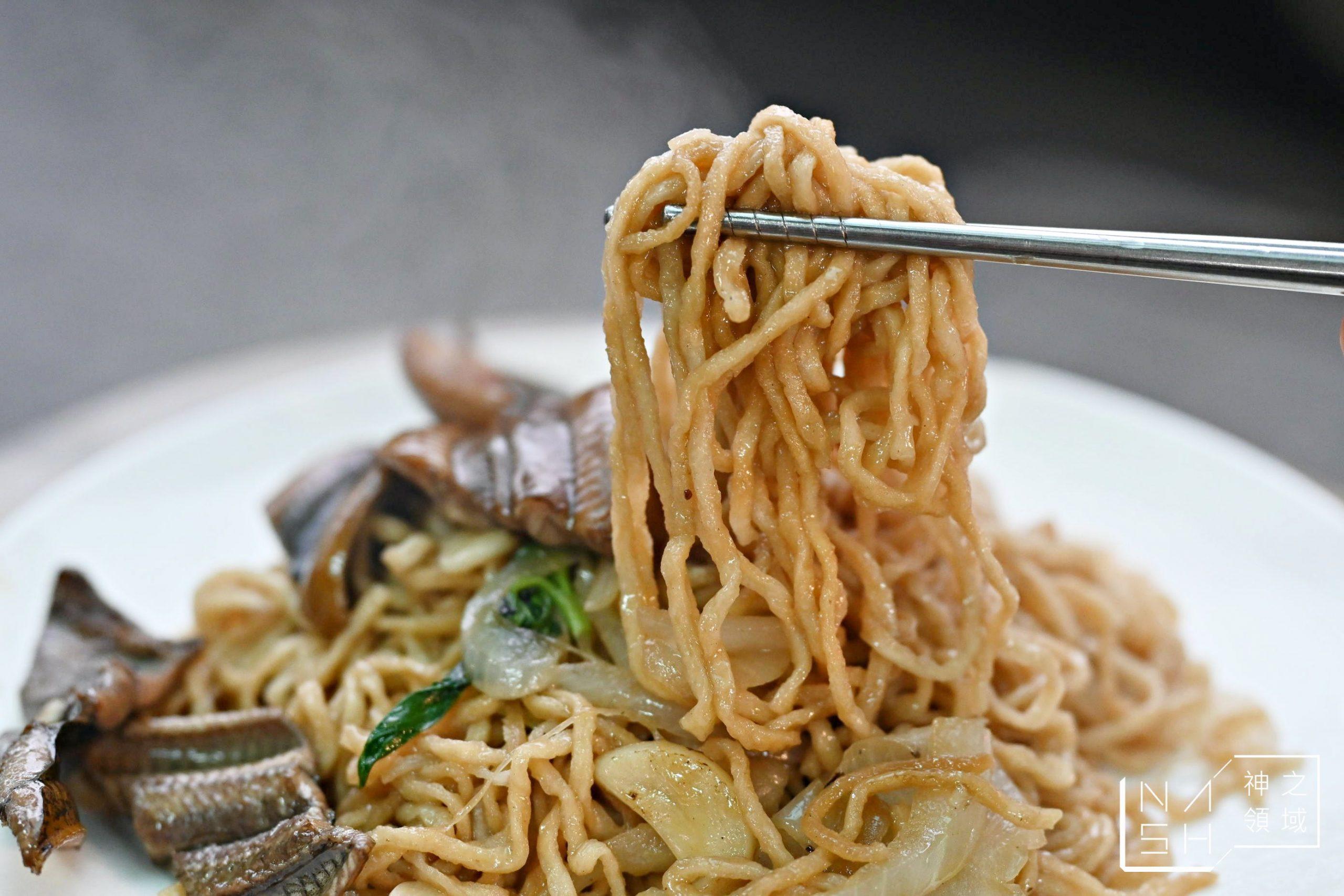 嘉義鱔魚麵