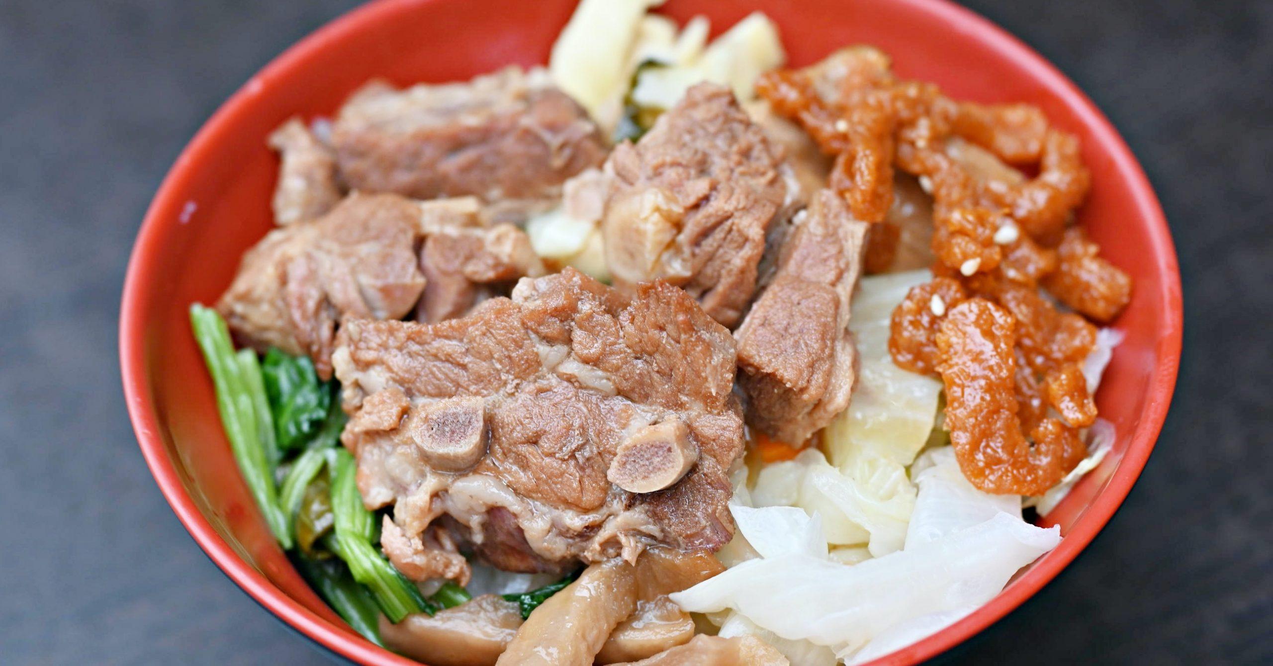 今日熱門文章:【嘉義美食】阿亮Q排,懷舊豬小排飯真的太無敵 (菜單)