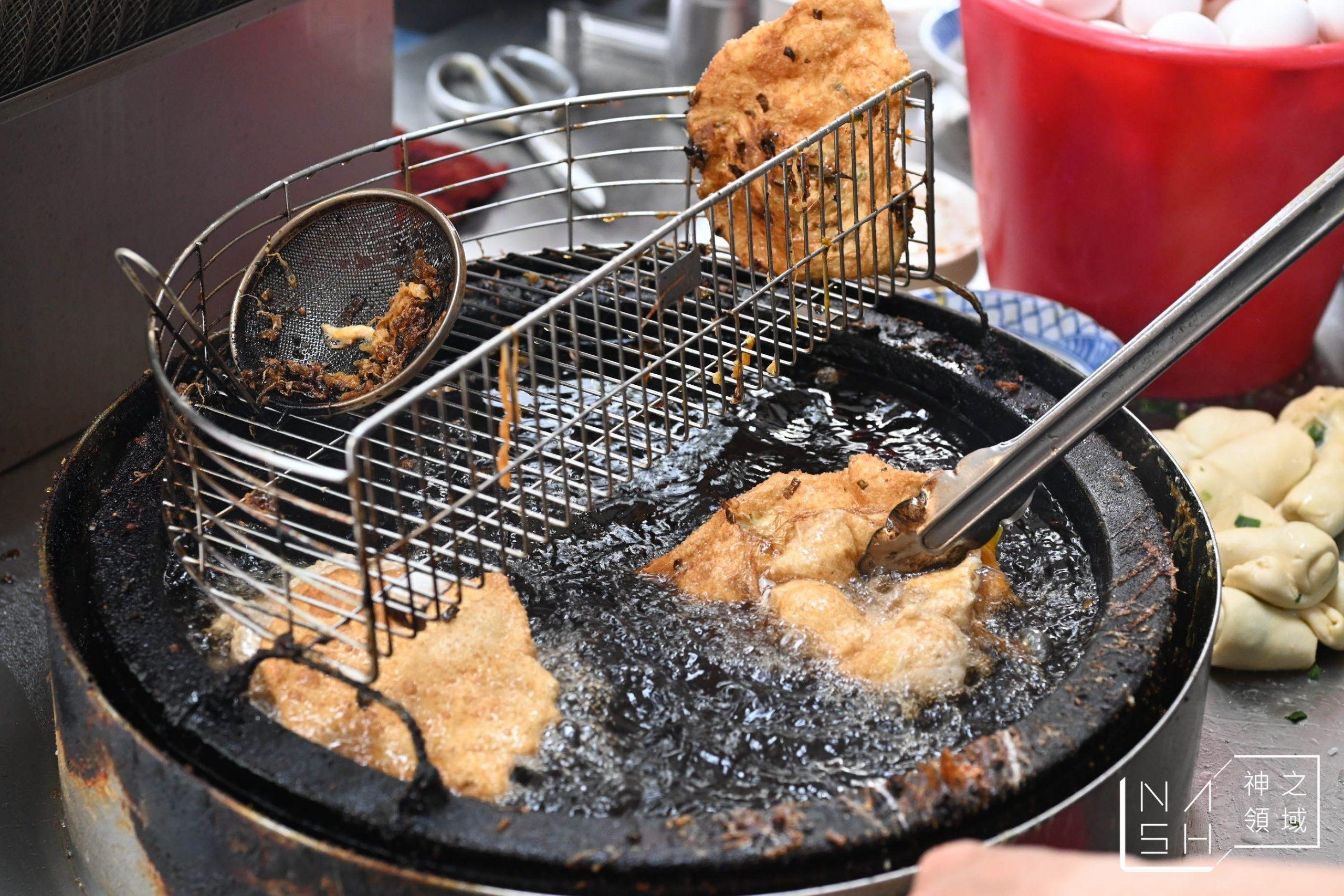 重慶豆漿炸蛋餅