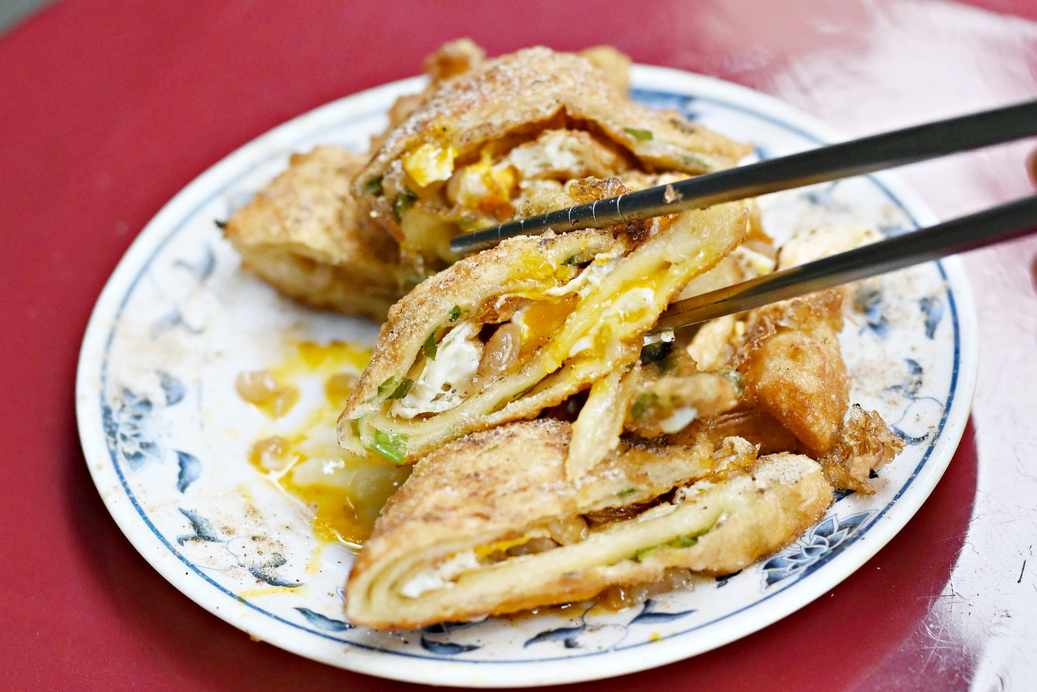 網站近期文章:【圓山美食】重慶豆漿炸蛋餅,台北大龍峒早餐推薦