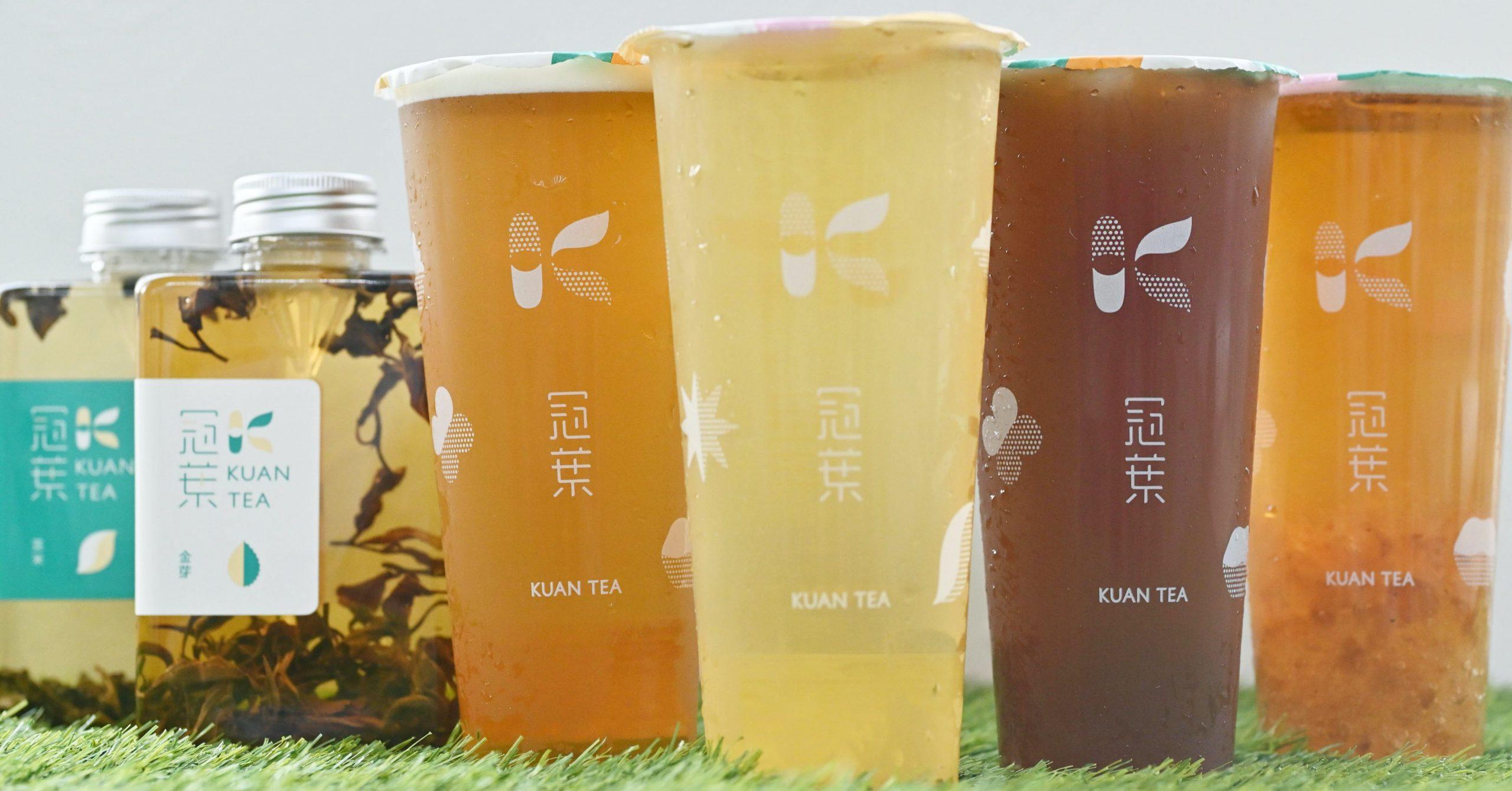 今日熱門文章:【飲料推薦】冠葉 Kuan Tea,太誇張!全使用台灣茶的手搖飲料 (菜單)