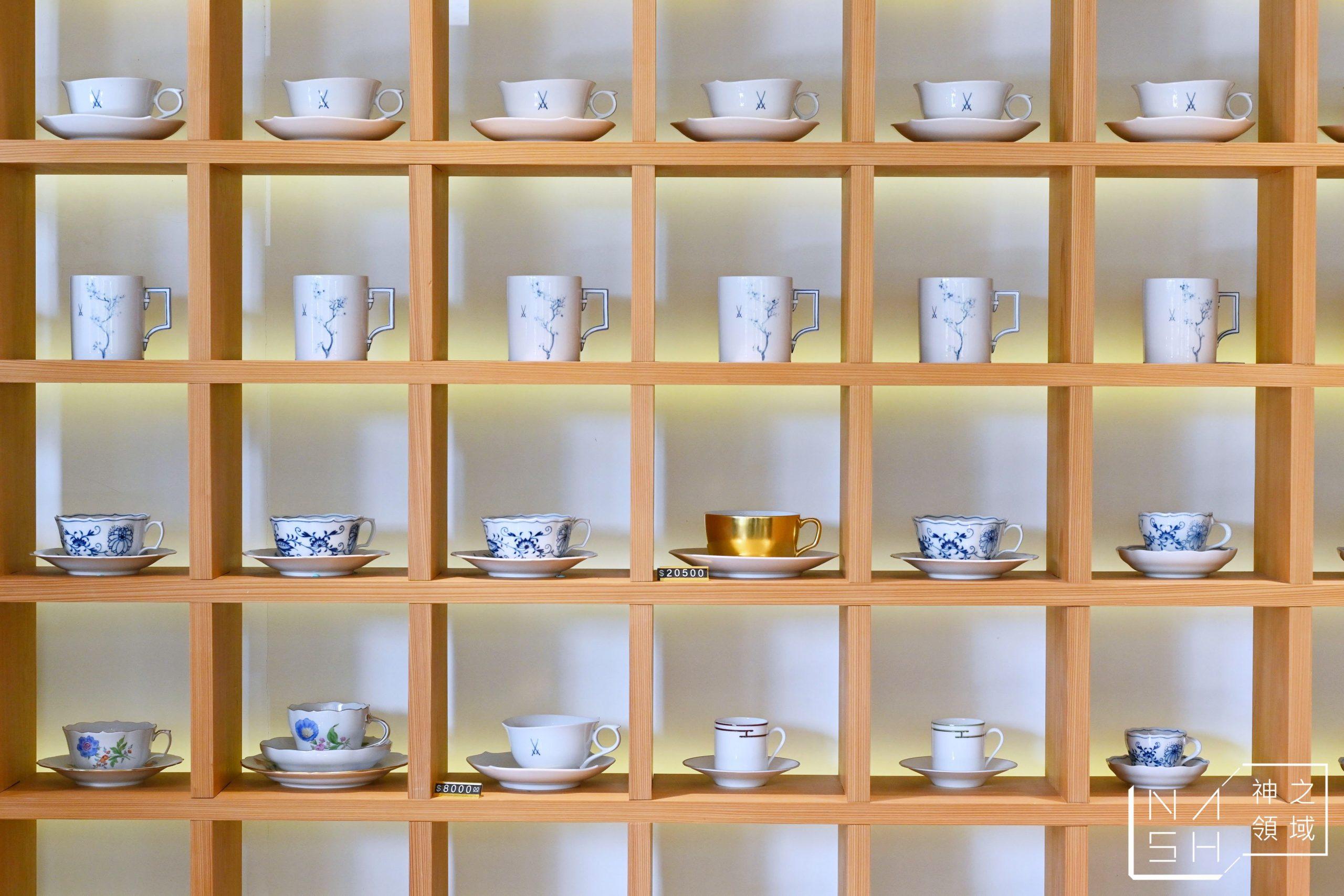 波赫士領地精品咖啡館
