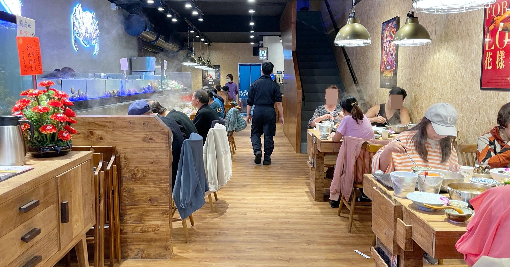 即時熱門文章:【三重國小美食】小海水產三重自強店,三重火鍋推薦