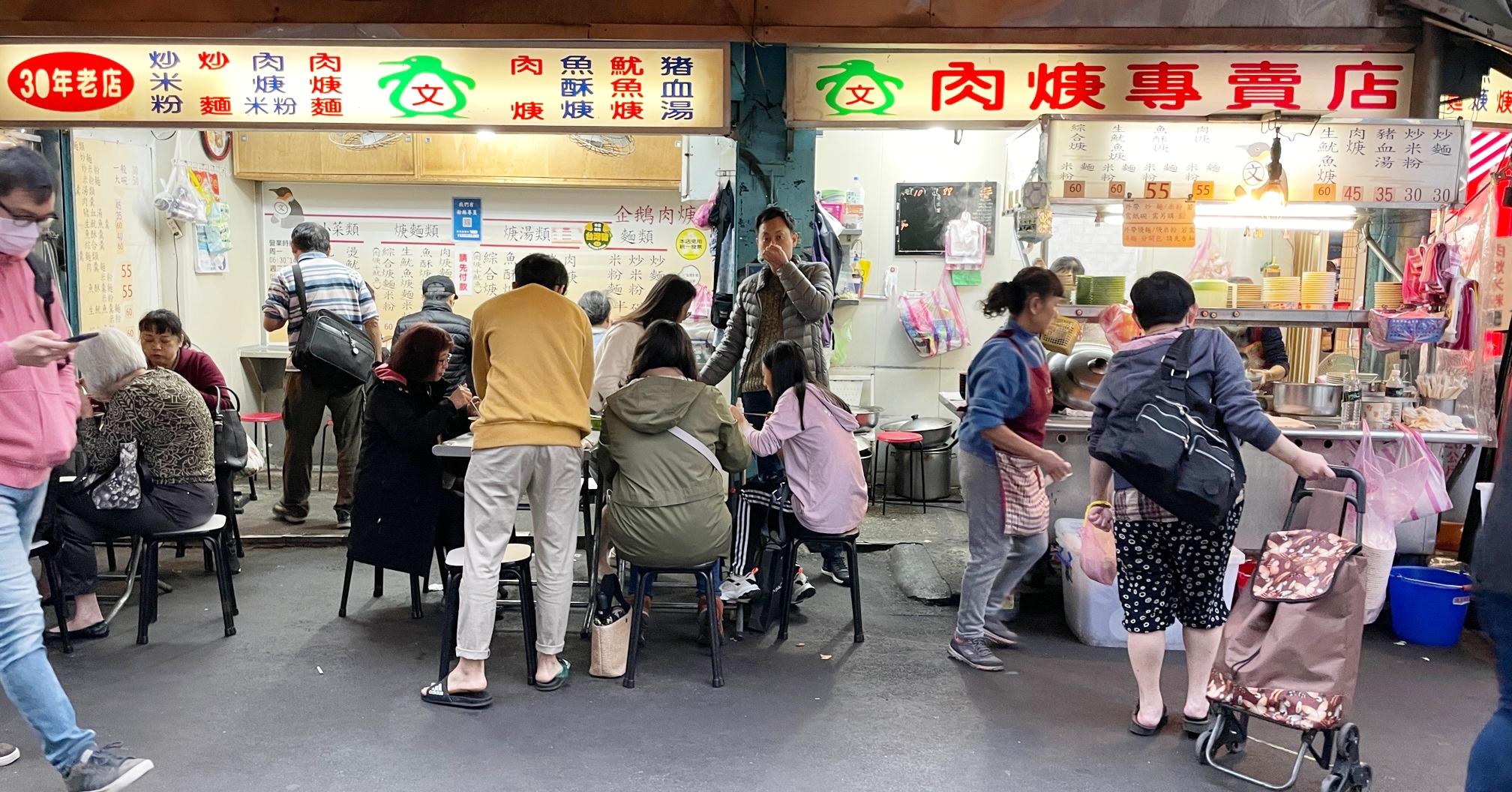 即時熱門文章:【雙連美食】企鵝文肉羹店,30年台北肉羹老店(菜單)