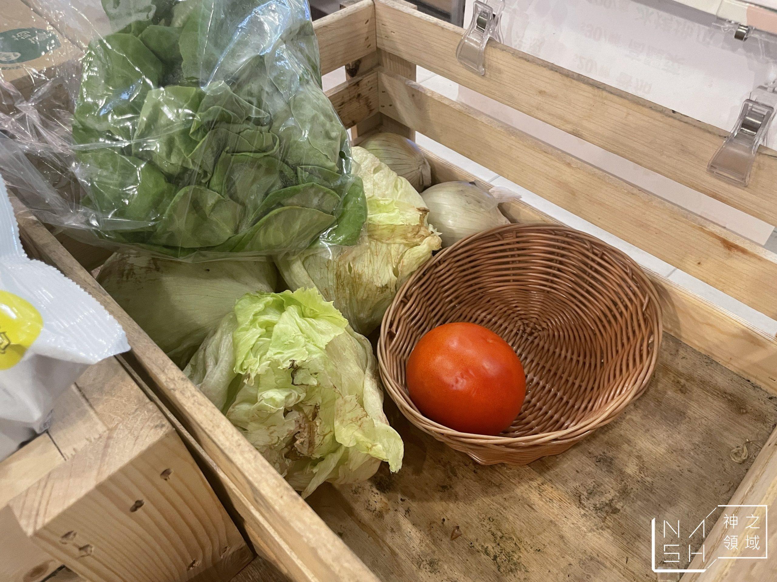 摩斯蔬菜箱