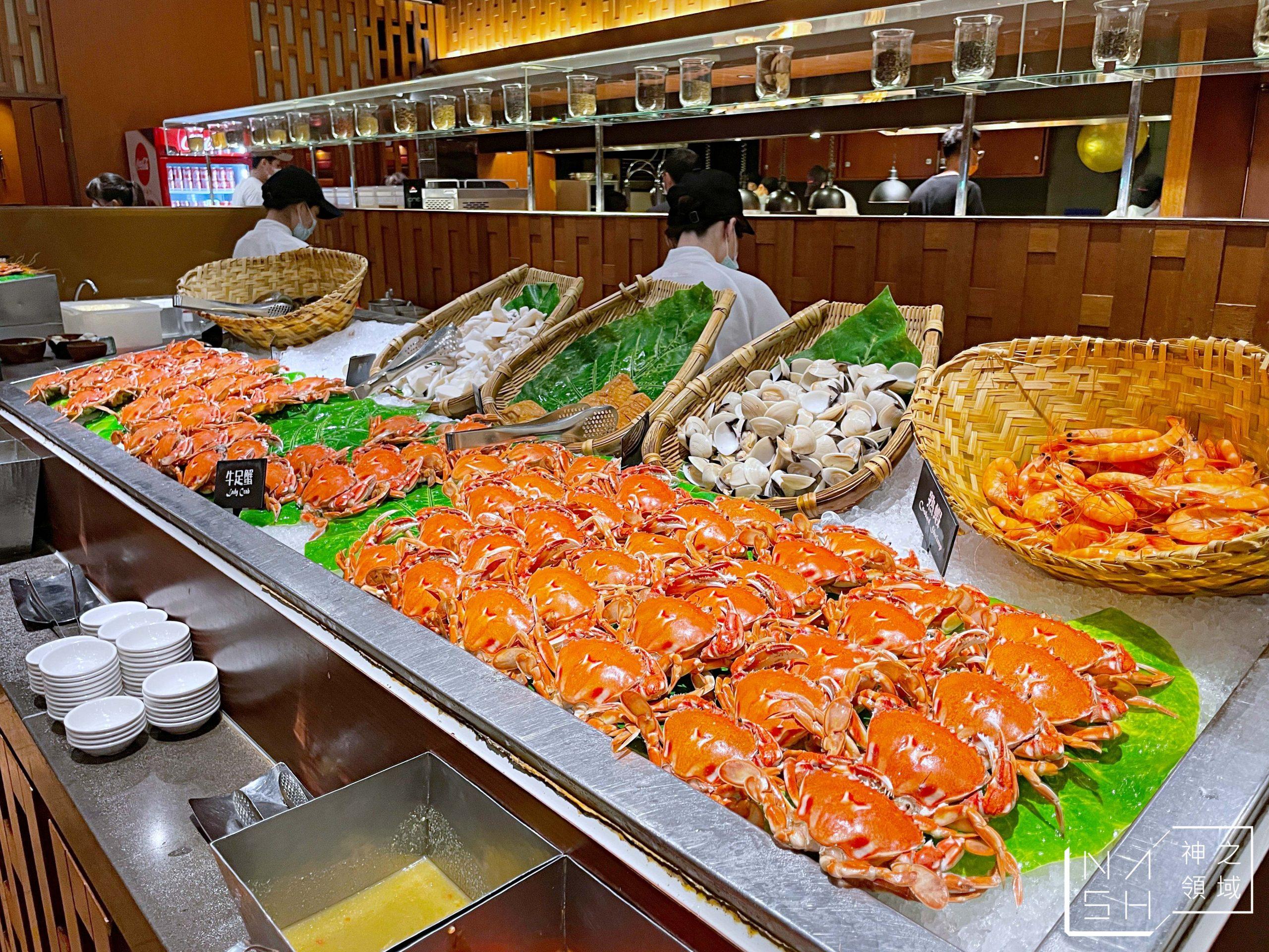 泰市場誠品信義旗艦店,泰市場,平價泰式料理吃到飽,吃到飽