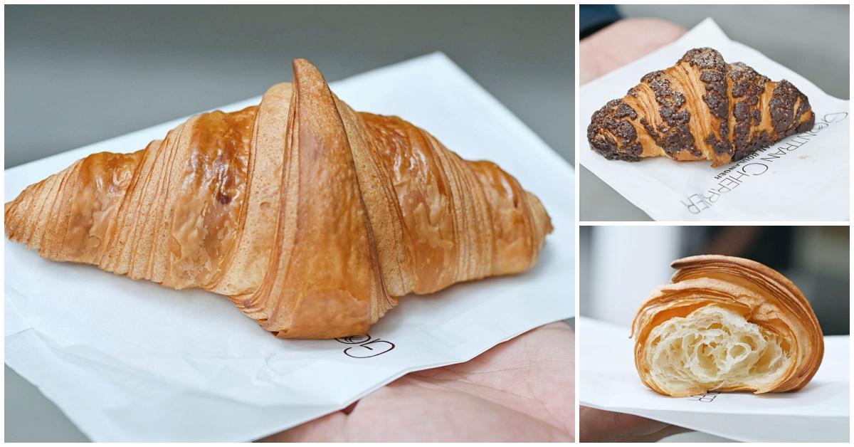GC法式烘焙,Gontran Cherrier Bakery Taipei,Gontran Cherrier Bakery,GC,法國可頌 @Nash,神之領域